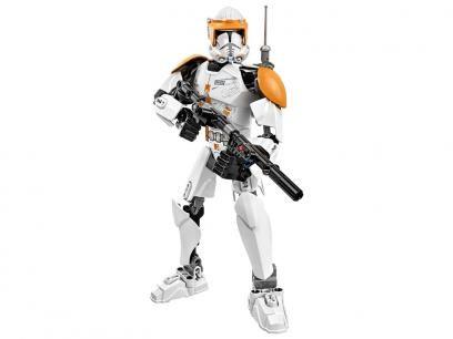 """LEGO Star Wars"""" Constraction Comander Cody - 82 Peças 75108 com as melhores condições você encontra no Magazine Ciabella. Confira!"""