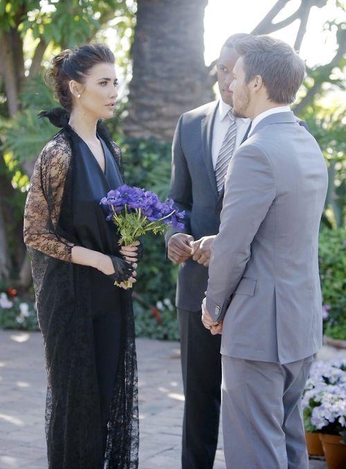 Steffy and Liam's wedding