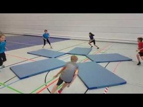 """""""A setup, diverse training"""" … in the mat circle – YouTube"""