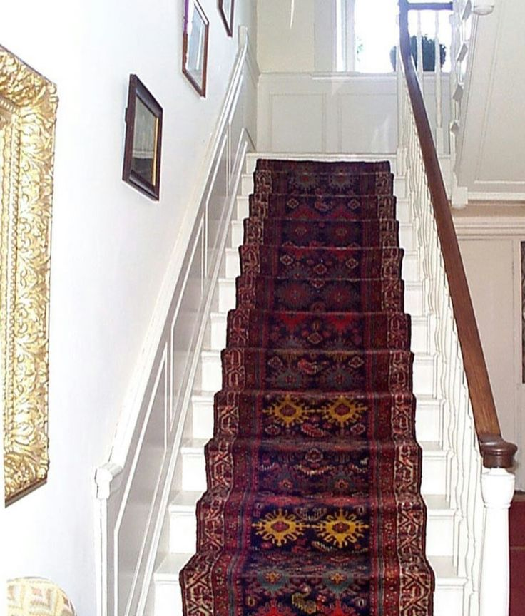 Carpet Repair, Stair Carpet Runner, Oriental Rug, White Walls, Houzz,  Inspiration Boards, Stairs, Staircases, Atlanta