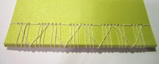 Japanese stab binding bridges