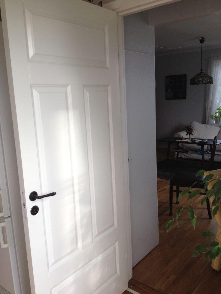 Snygg dörr