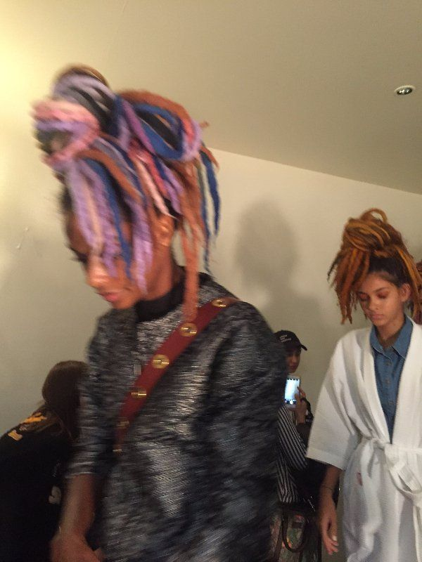 """Do Rainbow Dreadlocks at Marc Jacobs Prove That Cultural Appropriation Is Still """"In""""?"""