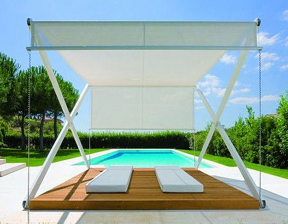 17 best images about contemporary pergolas and outdoor for Patios minimalistas