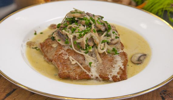 how to cook scallopini veal