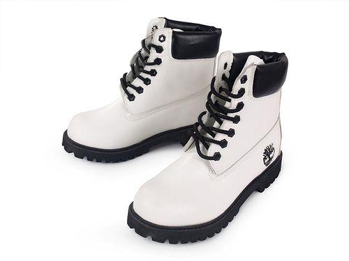 botas timberland timberland 6 inch boots white