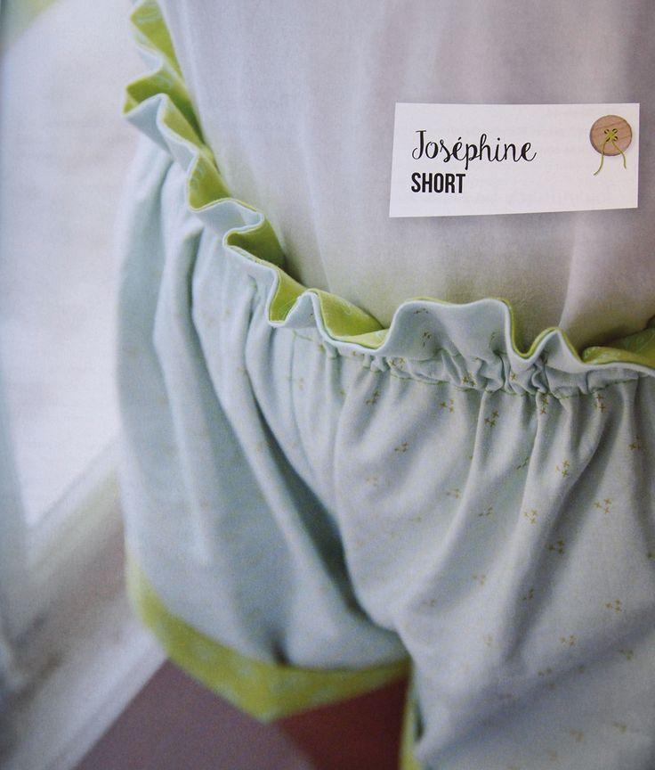 Mes basiques à coudre, le livre couture Frou-Frou d'Isabelle Leloup aux éditions Marie Claire
