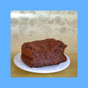 Bizcocho de chocolate apto para dietas bajas en hidratos {dieta Dukan}