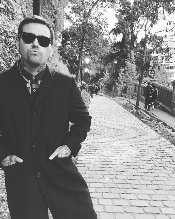 Camilo prat englishman in NY santiago tattoo artist en Chile