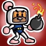 Teddy bear bomberman