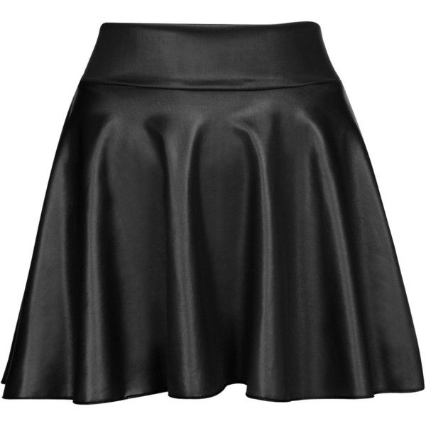 17 Best ideas about Leather Skater Skirts on Pinterest | Women's ...