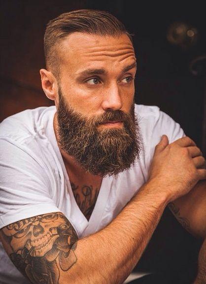 hairygingerman: perfect man, perfect beard