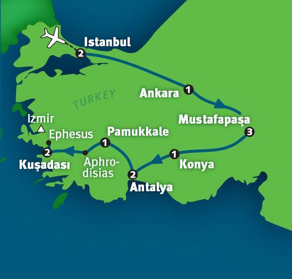 Turkey Tour: The Best of Turkey in 13 Days | Rick Steves 2016 Tours | ricksteves.com