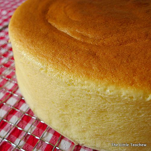 Cotton Soft Japanese Cheesecake-- very curious, but I'm definitely up to try it.. could be very delicious.