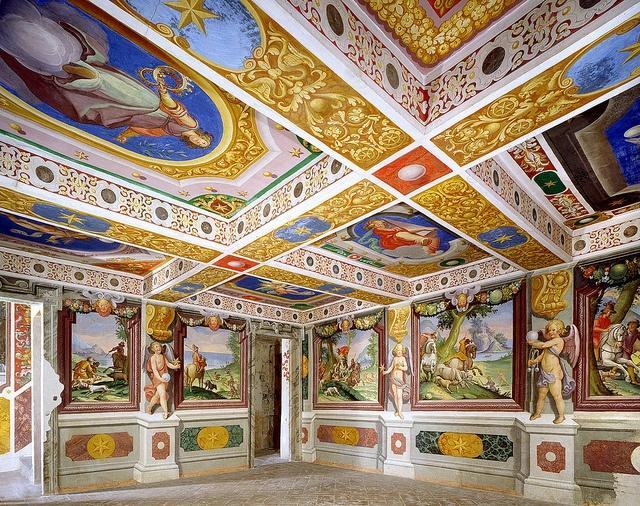 Caldarola, Palazzo Pallotta by Turismo.Marche, via Flickr
