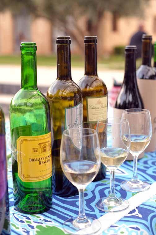 moroccan wine - Picture of Morocco Cuisine Casablanca, Nagoya ...