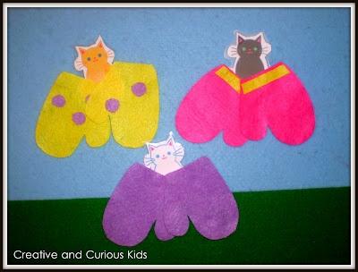 The Three Little Kitten Activities