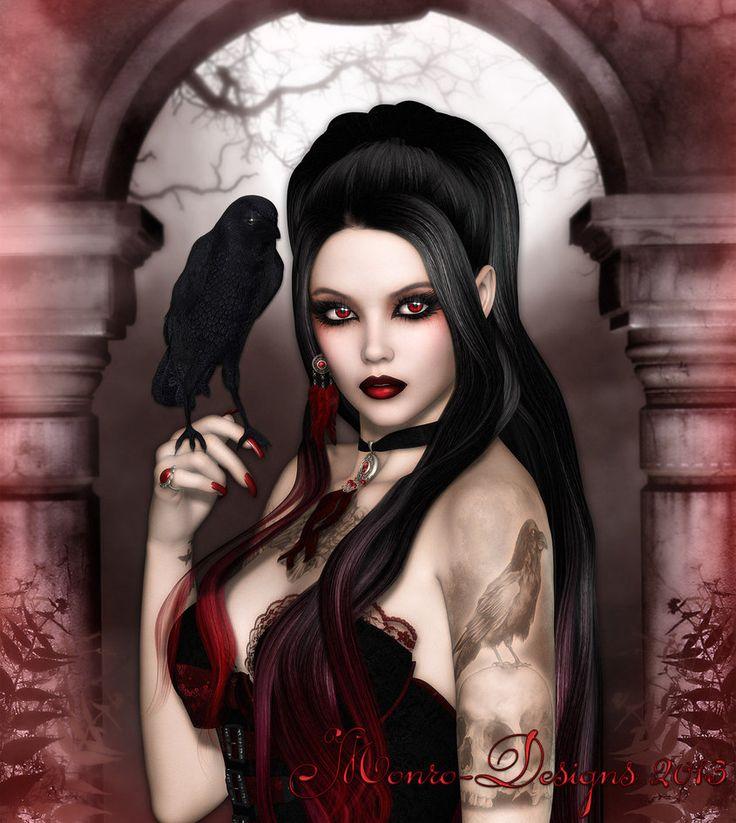 Картинки трех вампирш