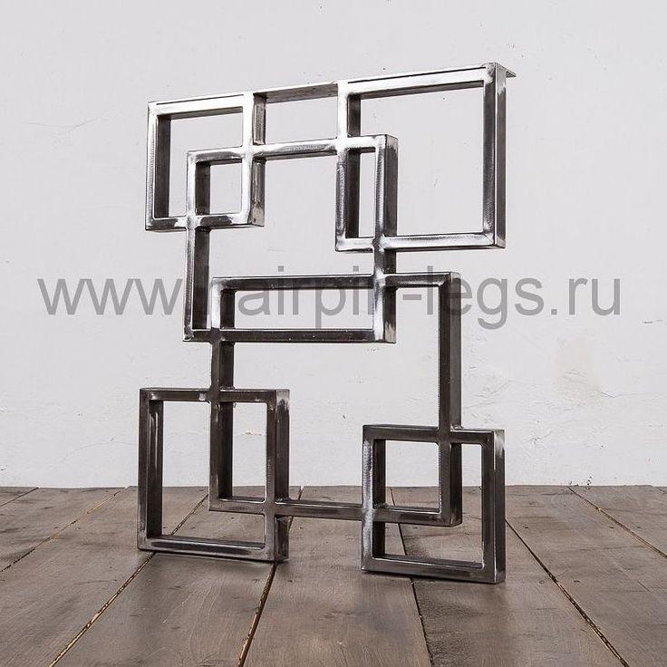 """Опоры для стола """"Геометрическая абстракция"""" - никого не оставят равнодушными. Смотрятся очень стильно... Под заказ в Москве или с доставкой по России. Подробнее можно посмотреть на нашем сайте www.hairpin-legs.ru    #лофт  #loft  #столлофт  #подстолье  #стол  #барныйстол  #мебельдлябаров  #мебельназаказ  #мебельизметалла  #индустриальныйстиль  #мебельлофт  #лофтинтерьер  #designloft   #loftfurniture  #lofttable  #bartable  #minimalism  #industrial  #table  #tablebase"""