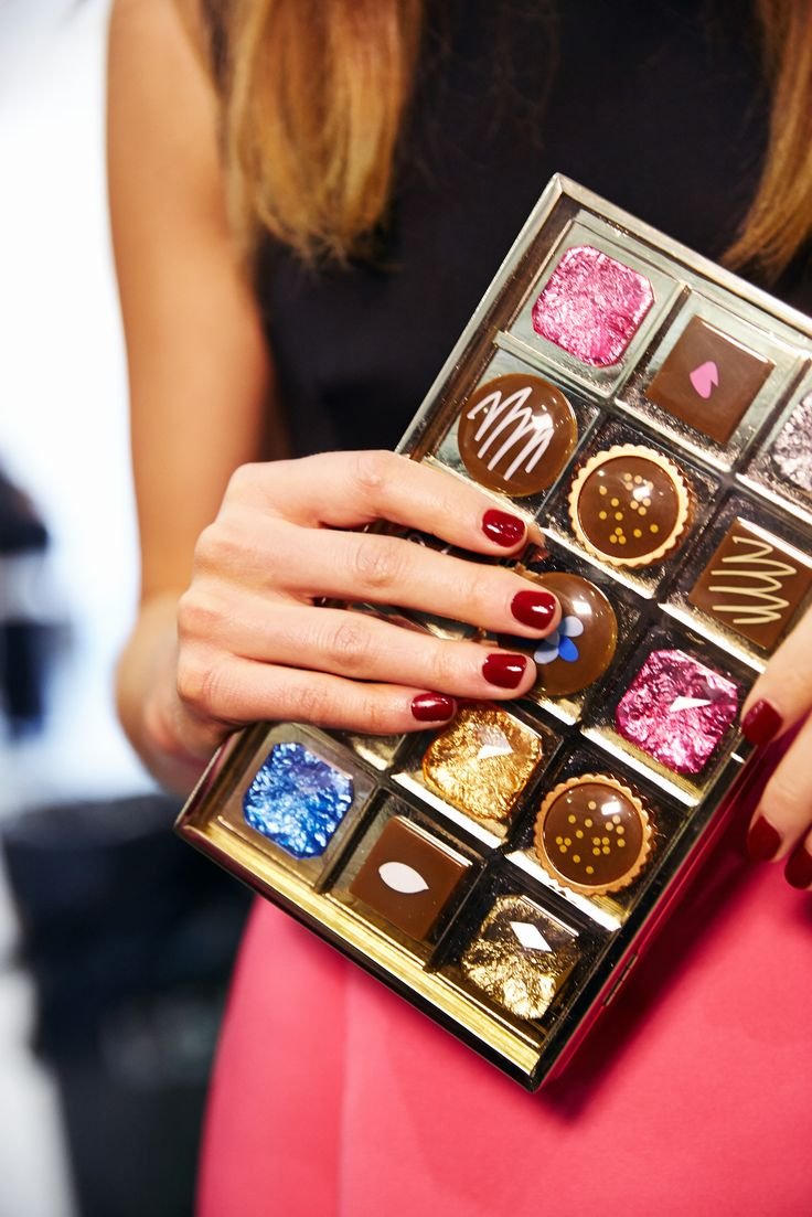 Box of Candies clutch, Kate Spade New York Fall 2015