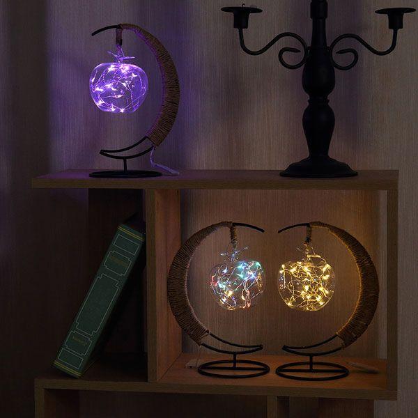 Crescent Moon Fairy Light Lantern From Apollo Box Lantern Lights Fairy Lights Fairy Lights Bedroom