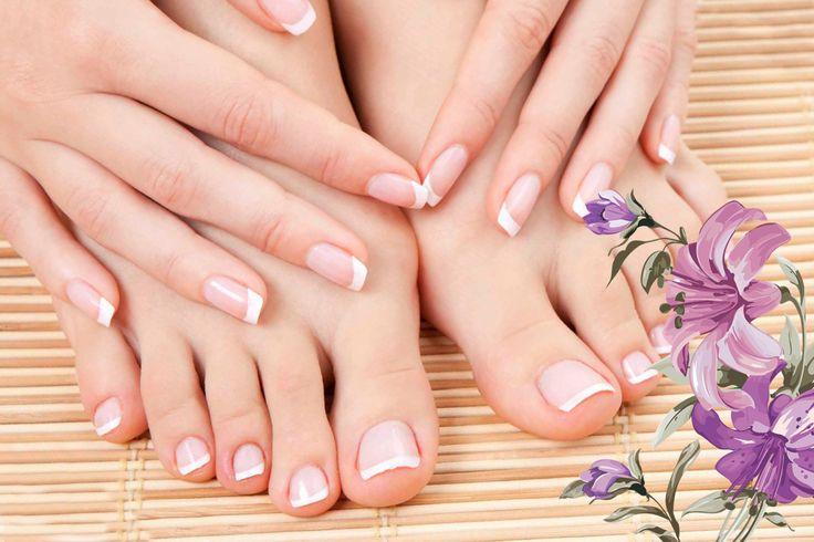 Naturalne środki na wzmocnienie paznokci w domu. Natural ways to strengthen nails. #nails #paznokcie #uroda #beauty #zdrowie #health #spa