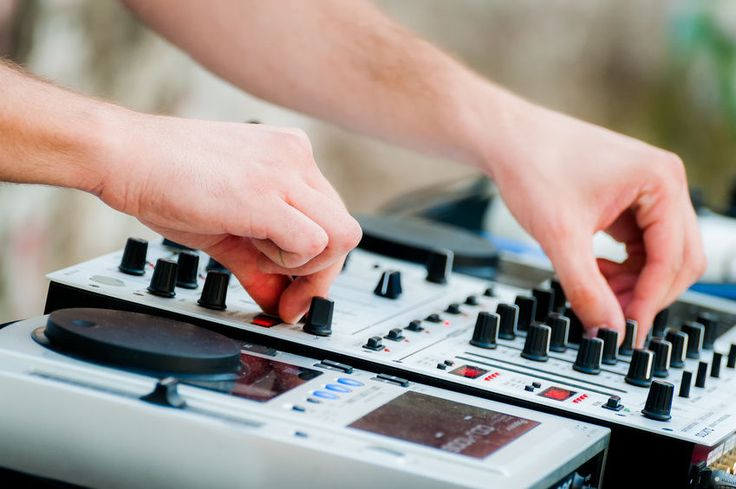 A groundbreaking new invention has been unveiled which purportedly allows DJs to control their set using nothing more than a mixer and some decks.   The inven