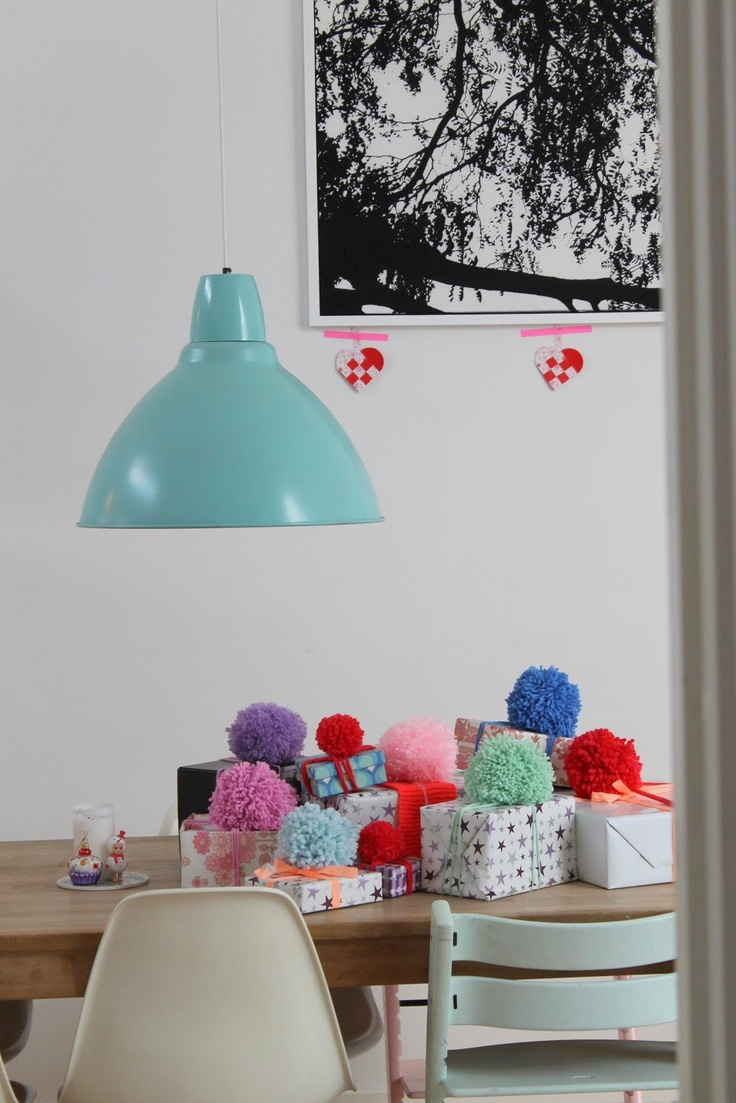 Spraymale IKEA lampe