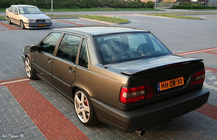 Mapping a Volvo 850 T5..christ?! | turboduck forum