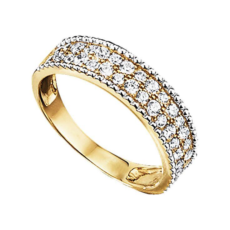 Jacques Lemans Ring »375/- Gold« Jetzt bestellen unter: https://mode.ladendirekt.de/damen/schmuck/ringe/goldringe/?uid=59b492c8-1ce0-55c2-b275-9cb2c0c5534b&utm_source=pinterest&utm_medium=pin&utm_campaign=boards #schmuck #ringe #keine #goldringe
