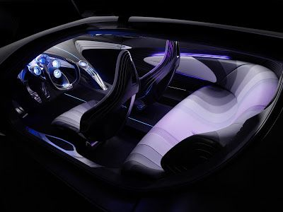 Cool Interior Car Styling | Cool Cars - Electric | Sports | Classics