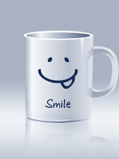 Download Smile Mug Wallpaper 36743 From Mobile Wallpapers This Is Compatible