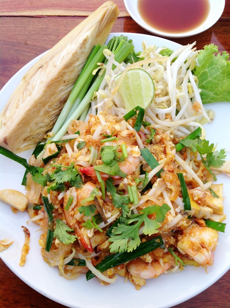 Pad Thai #food