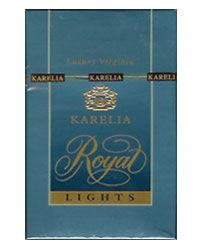 KARELIA Royal LIGHTS.