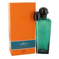 Eau D'orange Verte Eau De Cologne (Unisex wth Pump) By Hermes