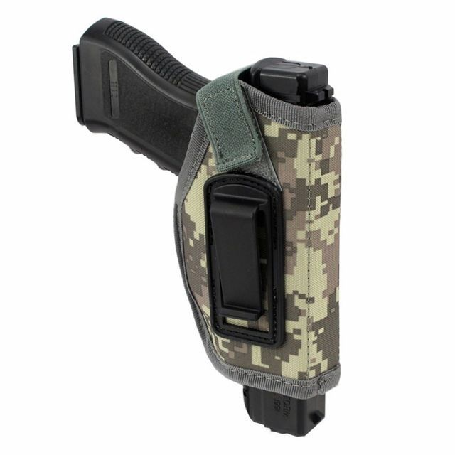 IWB Gun Holster Concealed Carry Belt Holster for All Compact Subcompact Pistols