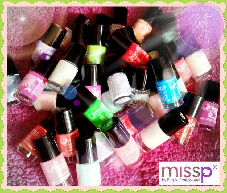 Betty Nails: missp - Collection PREVIEW