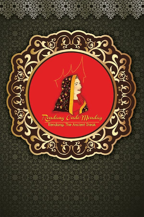 Brand Image Counter for Booth Culinary Exhibition  by ahmad sabarudin, via Behance