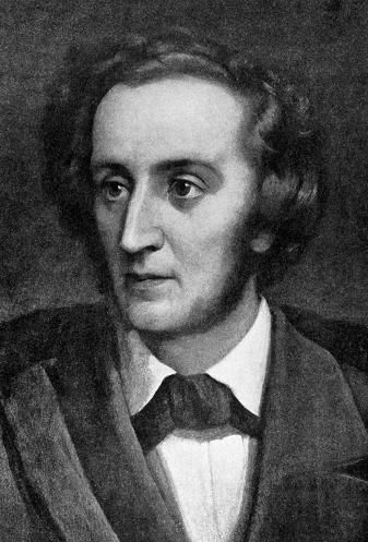 Felix Mendelssohn (1809-1847) and his sister Fanny were child prodigies, performing and composing music from a very young age. Mendelssohn was inspired by literature (A Midsummer Night's Dream) and the places he visited (Fingal's Cave). In addition to his own compositions, he spearheaded a revival of interest in the music of Bach.
