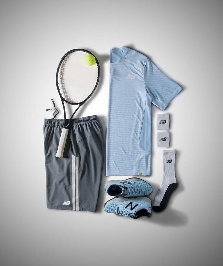 Roland Garros 2015: la tenue New Balance de Mios Raonic