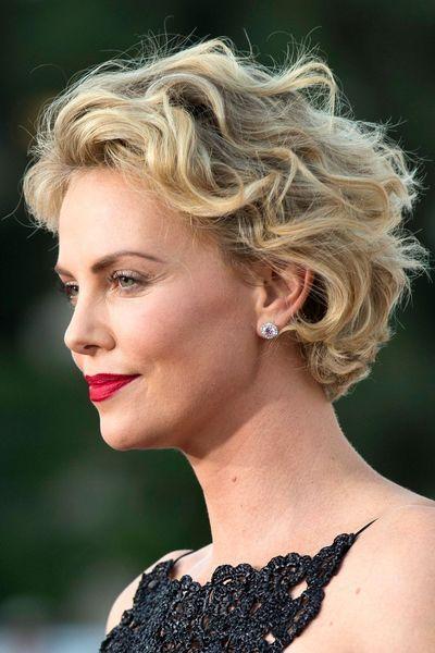 """Vanaf de rode loper: 10 korte kapsels met een groot """"glamour"""" effect! - Kapsels voor haar"""