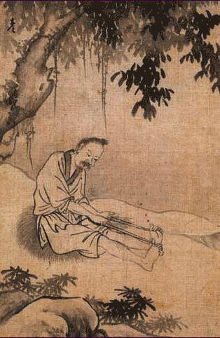 Yun Duseo-Old Man Making Straw Shoes - Yun Du-seo - Wikipedia, the free encyclopedia