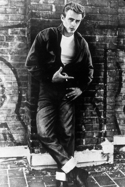 I first saw James Dean in 'Rebel' when I was 15 years old and I was immediately hooked on his natural style of acting. It was the infectious spirit of  Mr Dean who inspired me to train as a method actor many years later.