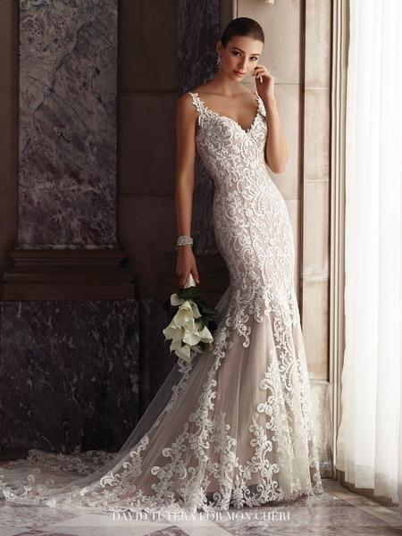 David Tutera - Amber - 117268 - All Dressed Up, Bridal Gown