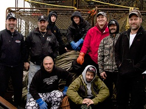 Deadliest Catch. Discover Channel