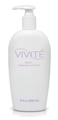 Vivite Daily Firming Lotion will make your skin look and feel great.