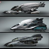 PLZ hire me for scifi show. will work for snacks.  (plz).  Hey! I've been working on these for a few months on and off. It is the Razorback, a ship from the book series / movie The Expanse. Design and layout are made based on some of the descriptions and roles the ship fills in some of the (awesome) books. The interior is based on a scene in the 5th book, and the actors are those from the TV show (Frankie Adams will appear next season as Bobbie Draper).  Also did a quick concept of B...