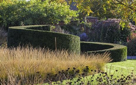 The dynamic designs of Piet Oudolf at Bury Court - Telegraph