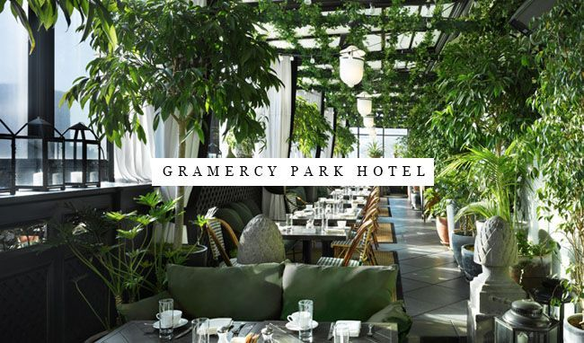 Image Result For Gramercy Park Hotel Rooftop Wedding