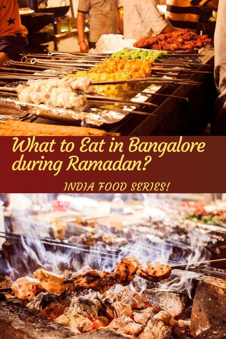 The Fuming Streets Ramadan Food Festival Bangalore Mosque Road
